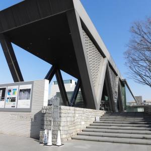東京都現代美術館 いちばん奥まで進んで、左へ