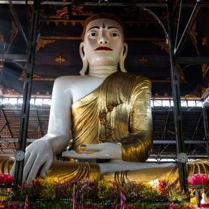 Koe Htat Gyi Pagoda (ကိုးထပ်ကြီးဘုရား)