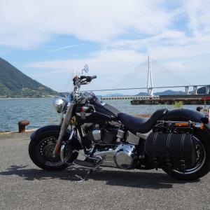 昔乗ってたバイク。
