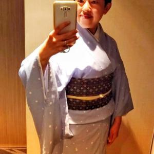 着物で東京一泊旅行⑤