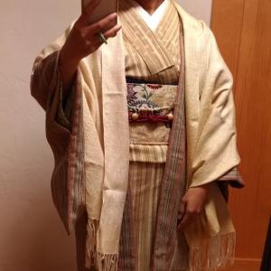 着物で横浜ナイトデート☆