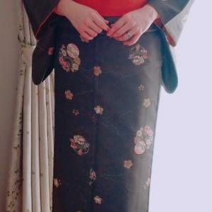 着物デビューおめでとう!