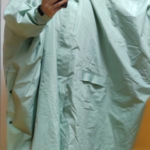 カジュアル着物の雨対策2020②