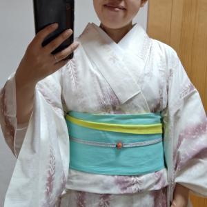 着物で横浜ランチのお出掛け