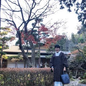 鎌倉の新名所☆一条恵観山荘③