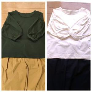 【ミニマルワードローブ】色違いで同じ服を買うメリット。