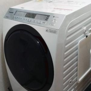 【ドラム式洗濯機を買い替え】選んだポイントと思ったこと。
