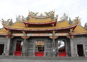 埼玉県坂戸市にある台湾のお宮 聖天宮(せいてんきゅう)