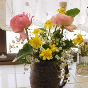 お家の中は、春がいっぱいヽ(^。^)ノ
