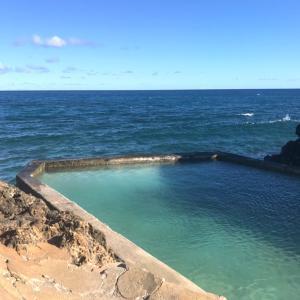 息抜き…はやっぱり海水に浸かること
