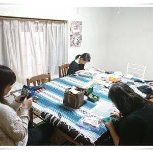 新しい生徒さんも参加の10月池田教室