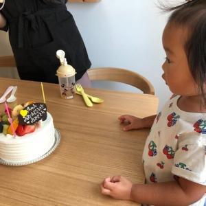 孫の誕生日