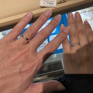 嫁ぐ娘へ、母の心配は尽きません、結婚指輪をもらったときの、その心を忘れないでね