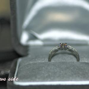 還暦とは人生がもう一度めぐるという、そんな年に人生二度目の結婚指輪をもらいました