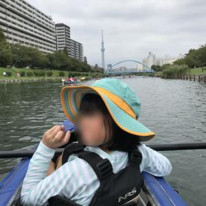 冒険気分で東京スカイツリーを目指して漕いでみた。