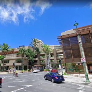 ハワイの道を行く その5 カラカウア通り〜ロイヤルハワイアンセンター / DFS Waikiki Galleria Tower〜シェラトン・ワイキキ