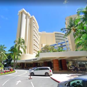 ハワイの道を行く その6 シェラトン・ワイキキ〜ALOHA LANDING / DON HO LANE