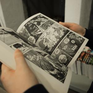 漫画を読む、ということと学力