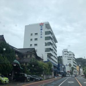 2020.7.23〜24『長崎県小浜温泉』1泊2日の旅①