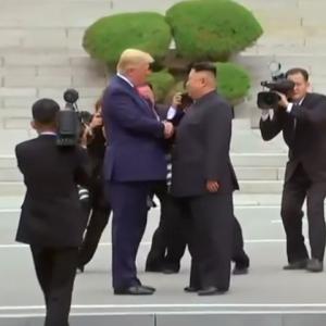 2019年6月米朝首脳会談