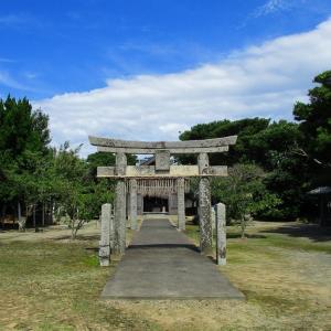塩土神社(糸島市芥屋)