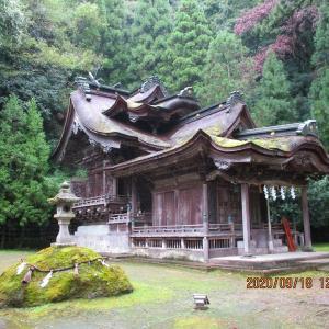 大瀧神社・岡太神社