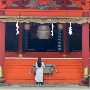 自粛中の神社巡り【英彦山系】