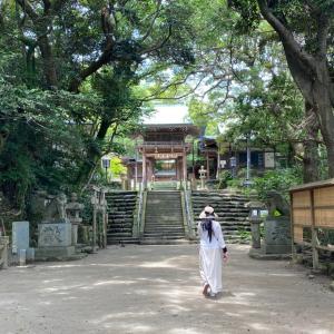 自粛中の神社巡り【志賀海神社】
