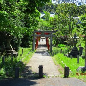 鏡山神社(鏡山稲荷神社)