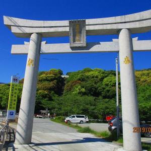 須賀神社(小城町松尾)
