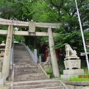 白山神社(若松区白山)