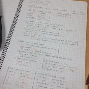 フィン語のノート