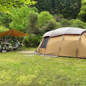 遅っ!!今年初キャンプ「いわき市遠野オートキャンプ場」キャンプレポNo.53-1