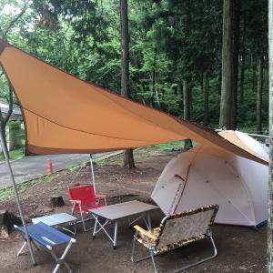 宇都宮の無料キャンプ場(キャンプレポNo.39)
