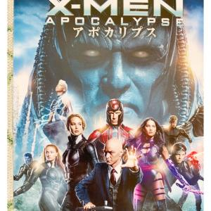 x-men!!!アポカリプス!ブルーレイ!!