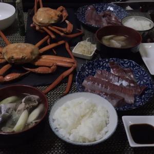ある日の晩御飯