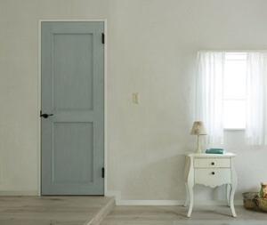 建具(ドア)編③色でプライベートゾーンを分ける