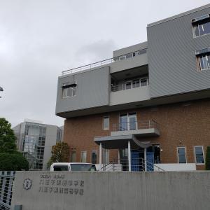 八王子実践高等学校の入試説明会に行ってきました。