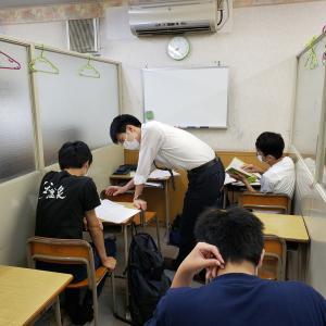 今週も高校生達の期末テスト期間、みんな頑張って(ノ^^)ノ