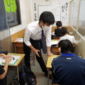 中学生の子達は、今週から定期テスト週間に入りました。みんな頑張って( ^^)/
