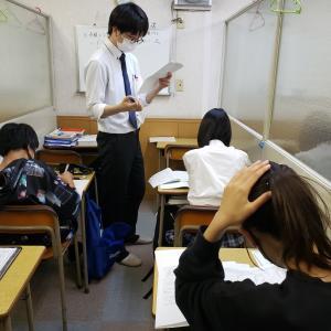 中学生の子達の期末テスト期間真っ最中。「自分ごと率」を上げて全教科頑張っていきましょう(^_^)