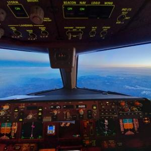 普段見慣れない、マケドニアの上空からの景色!