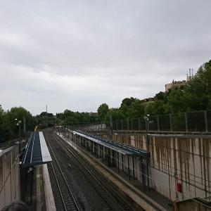 【SPGアメックス】スペイン7泊10日 4日目 (電車でモンセラットへ:天使の歌声を堪能)