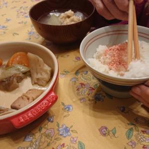 母の夕食 4/20    完食!