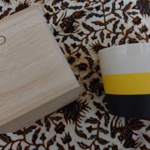 桑田卓郎さんのフリーカップ