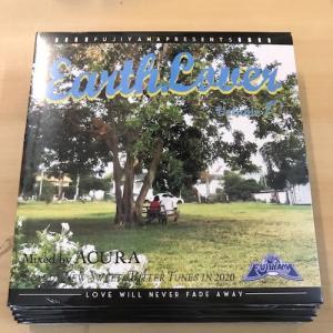 MIX  CD/ FUJIYAMA「EARTH  LOVER VOL.19 」入荷!