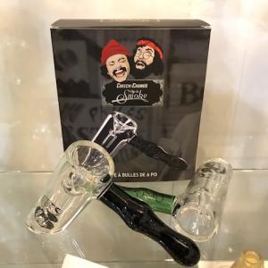CHEECH & CHONG Up in Smoke 6inch GLASS BUBBLER入荷!