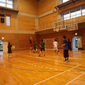 ★本日のバスケットボール(7/12)★セトゥス♪♪