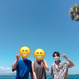★能古島でBBQと海水浴★E・ZOにも★マークイズにも★セトゥス♪♪