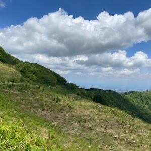 牛岳散歩……牛岳方面散歩